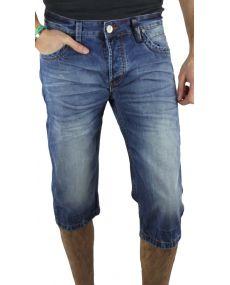 Bermuda jeans homme 35