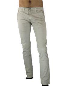 Pantalon chino homme camel