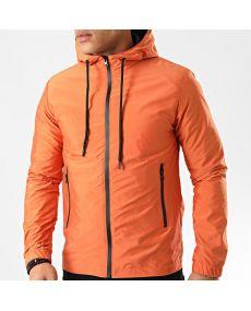 Veste Zippée orange